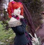 Amy Sorel Cosplay 1 by DEATHNOTE---L
