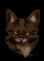 Tigerstar realism by yitchakandray