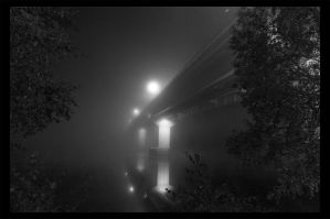 Bridge to nothingness by DeviantPunisher