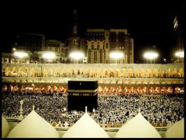 Kaa'ba by midwatch