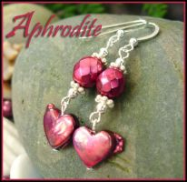 Aphrodite Earrings by draginchic