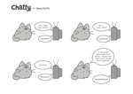 Chatty #18 by Daieny