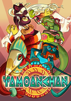 Tamoanchan Poster by SirSmudge