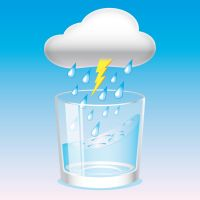 Storm in a glass of water by Kitsch1984