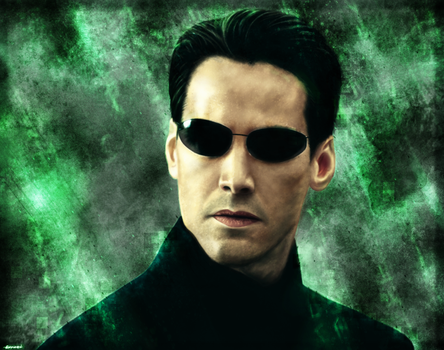 The Matrix - Neo by p1xer