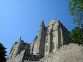 France - Du Mont Saint Michel by Sigilien