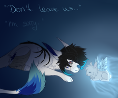 Don't leave us by Kryoxity