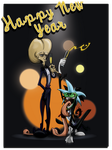 Happy New Year by BoscoloAndrea