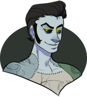 [wow] Adessi Bust by SirMeo