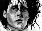 Edward Scissorhands by Downesey