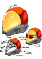 Offroad Rally Helmet. by Loone-Wolf