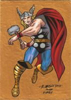 The Mighty Thor PSC by ryanorosco