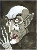 Nosferatu by ColinRichards