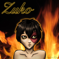 Zuko by Atlantihero-Kyoxei