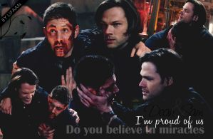SUPERNATURAL (9x23) .:I'm Proud Of Us:. by LiFaAn