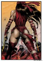 eleKtra inks-colors by maurusso