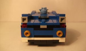 Lego Speed Star 4 by TheEvstar