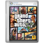 Grand Theft Auto 5 Icon PC Game by PrateekZune