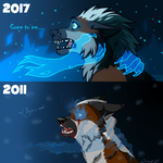 2011vs2017 by Semargl-Wolf