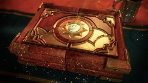 Hearthstone Box by Aeonhem