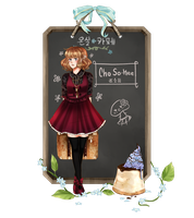 :: Onsil Cafe :: Cho, So-Hee by Aka-Ai