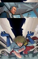 Power Girl 24 - pg 4 by jessicakholinne