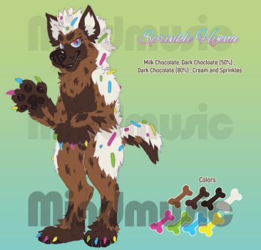 Hyena Character (SOLD) by Mindmusic
