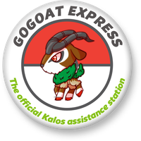 Gogoat Express Badge by 14th-Crown