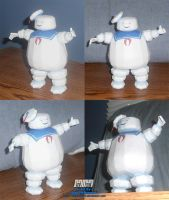 Stay Puft Marshmallow Man Assm by billybob884