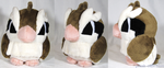 Pokemon - Pidgey Plush by TeacupLion