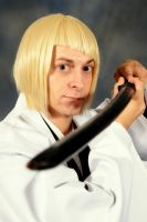 OTAKON 2012-Bleach-5th Captain Shinji Hirako by DoctorTonyStarkWho
