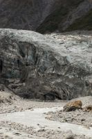 NZ river glacier 4 by Chunga-Stock