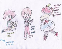 the pet of one d by jaimie07