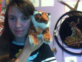 What i won at the Fair by GolfingQueen