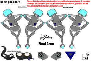 :Final Area: Maid Bot BASE (2012 thing) by DindellaTheDefender