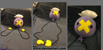 -FOR SALE- (Plushie) Drifloon by Kiire