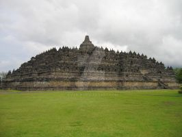 Borobudur Temple by evan-p