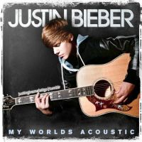 Justin Bieber - My Worlds Acoustics by MeelaBosteritaa