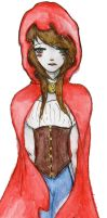 Red Riding Hood by Twin-Divinity