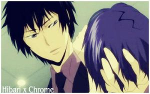 Hibari x Chrome ID by Hibari-x-Chrome