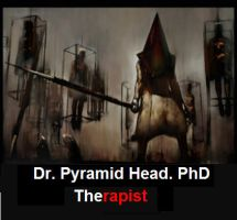 Pyramid Head: Therapist by nigellus