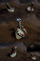 Rthyin - Snake Statue - SOLD by SonsationalCreations
