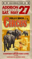 CIRCUS POSTER Recreated by Shozen