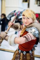 HTTYD2: Astrid 3 by Stealthos-Aurion