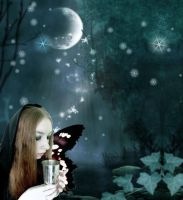 Fairy Witch by Wilhelmine