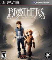 Brothers - A Tale Of Two Sons 01 by FoeTwin