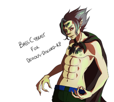 BASS CYBEAST COLOR by r0m1k4 by DEVIOUS-DISCORD-RP