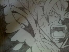 Gohan's Final Push Pt,2 by epicpwnage2100