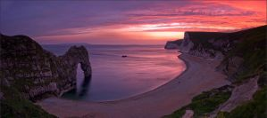 Durdle Door III by novakovsky