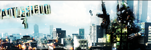 Battlefield 3 Signature by xTiiGeR
